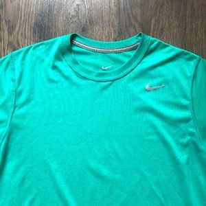 Nike | Men's Aqua Dri-Fit Athletic Tee sz L